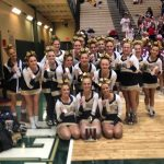 Good Luck Competition Cheerleaders