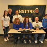 Lizzie Meyer signs with University of St. Francis