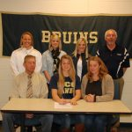 Lacey Meyer SIGNS with Hillsborough Community College in Florida