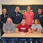 Jake Hendershot SIGNS to play Football at Illinois State University