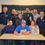 Mac Dutra SIGNS to Play Football at Moorehead State