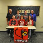 Evan Cooper Signs to Dive at University of Louisville
