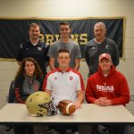 Peyton Hendershot signs with IU to play football