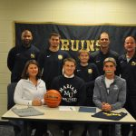 Tyler Watson Signs to play basketball at MU