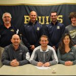 Carter Cooper signs with Wright State-Lake Campus