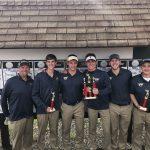 Boys Varsity Golf finishes 1st place at Southmont Invitational @ Southmont