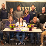 Maggie Cora Signs For Basketball