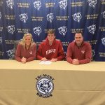 Taylor Gardner signs with IUPUI