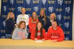 Makenna Brauman Signs with Maryville University