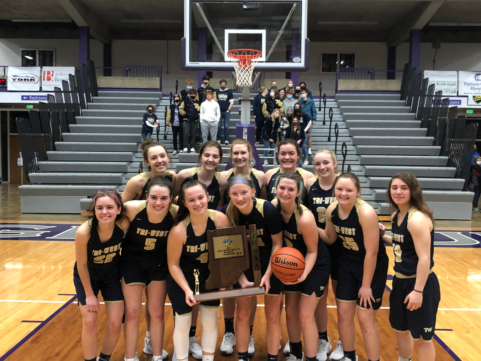 LIVE STREAM GIRLS BASKETBALL SEMI-STATE 2/20/21–1:00 p.m.
