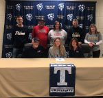 April Sellers Signs with Trine University to Play Softball