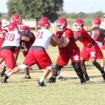 Belton Tiger Football Two-A-Days
