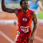 William Watson 2015 6A Silver Medalist 300 Meter Hurdles