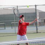 Tiger Tennis in Abilene Day 2