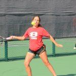 Tiger Tennis VS Vista Ridge