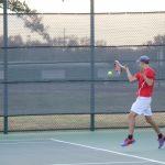 Tiger Tennis VS College Station & Bryan