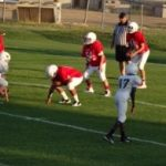 7th Grade Middle School Football: Lake Belton vs Lamar