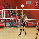Results from NBMS volleyball tournament