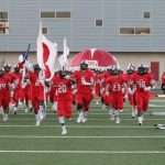 Tigers get three early TD's, roll over Waco 47-17