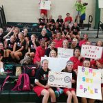 LBMS Volleyball 8th grade