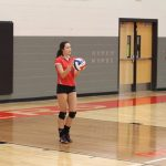Lady Tigers JV volleyball sweeps LaVega