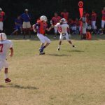8th Grade Middle School Football Itinerary: Lake Belton vs Midway Blue