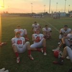 Belton JV Red defeat Copperas Cove 35-7