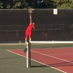 JV Tennis VS Shoemaker