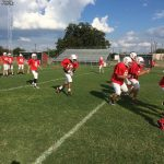 8th Grade Middle School Football Itinerary: Lake Belton vs Midway Red