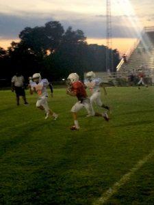 7th Grade Football vs Bonham