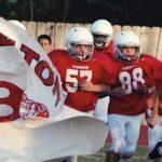 SBMS 8th Grade Football Itinerary