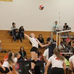 Last Home Volleyball Game tonight vs Cove
