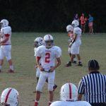 8th Grade Middle School Football Itinerary: Lake Belton vs Cove