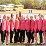 Lady Tigers Finish 7th at Tough Regional Championship Meet