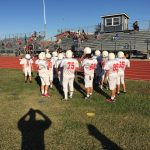 SBMS 7th Grade Football Itinerary