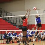 JV Lady Tigers show continuous improvement in final game of season
