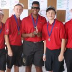 TIGER THREE's impressive 2nd place finish in Waco ISD Fall Invitational