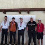 Freshman Preston Pratt shoots 74 to earn 5th place medalist in Hutto Fall Varsity Invitational