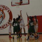 NBMS Girls' Basketball results