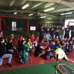 Update on Winter Baseball Camp