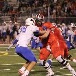 Shackelford named Texas APSE Class 6A 1st Team All-State