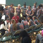 Belton Girls win in Ellison