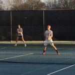 Tiger Tennis VS East View