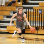 Lady Tigers survive early 10-point hole, rally for 47-45 win over Shoemaker to hit 20-win mark
