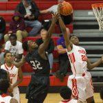 Varsity Basketball Drops Fast Paced Game vs. #9 Shoemaker