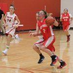 SBMS vs LBMS Girls Basketball