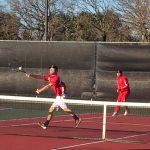 Tiger Tennis VS East View results