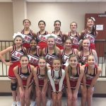 LBMS Cheer Tryout