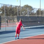Freshman Tennis @ Westwood Tournament Itinerary