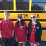 Georgetown JV Tennis Tournament Results